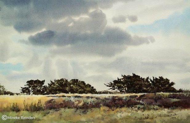 2016-040616-art-landscape-minekereinders-field-with-distant-junipers