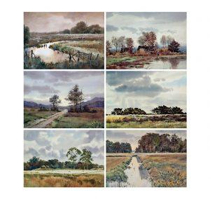 2017-art-card set -6 cards-minekereinders-120317