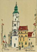 art-minekereinders-ink-watercolor-görlitz