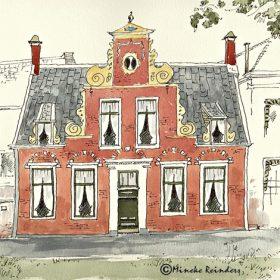 2017-011017-art-minekereinders-ink-watercolor-inktober-day1-Groningen
