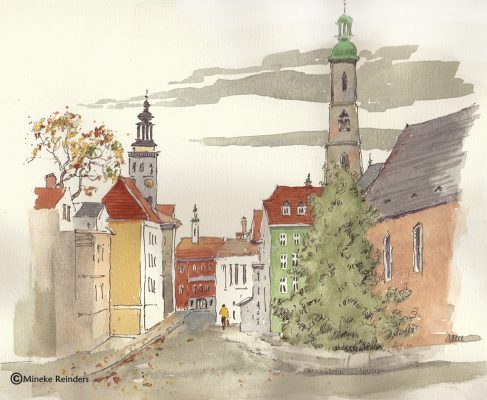 2017-091017-art-minekereinders-ink-watercolor-inktober2017-gorlitz
