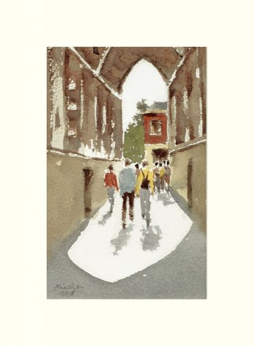 2018-040618-art-minekereinders-small-watercolor-tourists-and-students