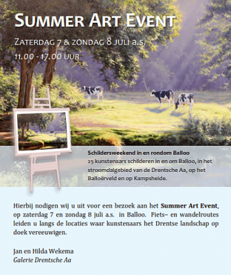 Summer Art Event  2018