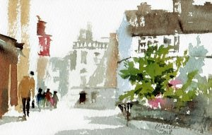 2018-030618-art-minekereinders-small-watercolor-summer-city