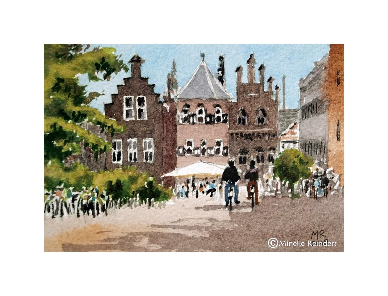 Visitekaartjes - Summer, Groningen