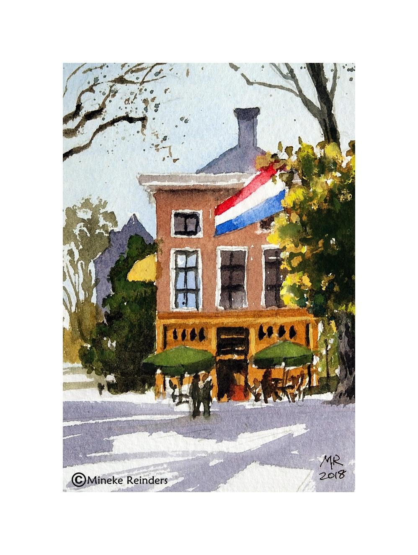 Visitekaartjes - Autumn, Groningen