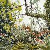 Urban Wilderness Watercolor