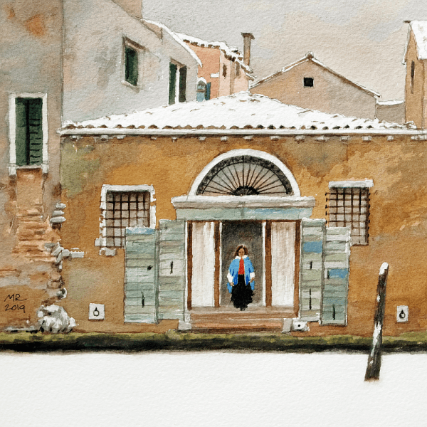 Venetian Dreams: Winter