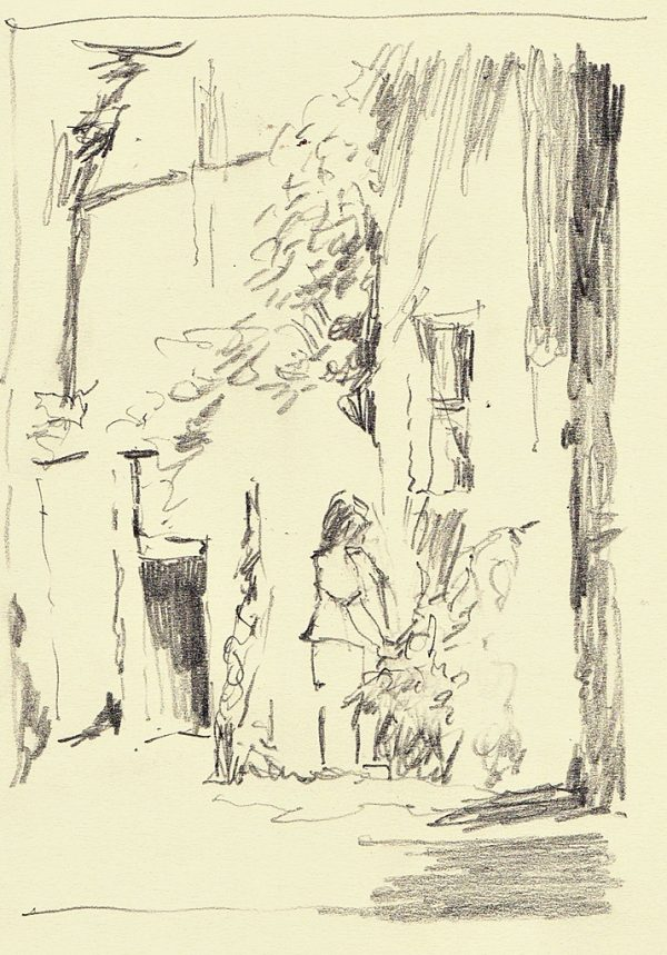 Sketch Ankara 13