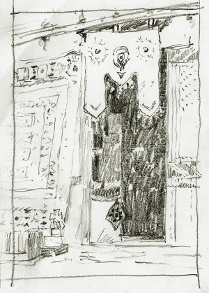 Sketch Ankara 17