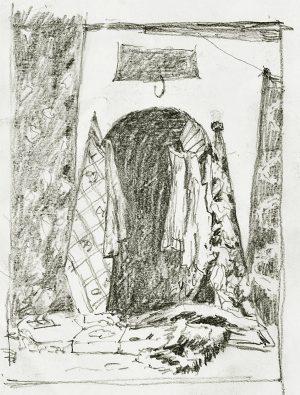 Sketch Antalya 1
