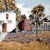 Ankara 20 Mineke Reinders Watercolor 2020