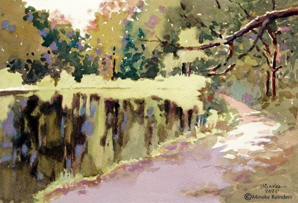 Closer-to-home-near-Boshof-Mineke-Reinders-Watercolor-310720-2