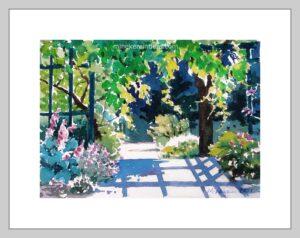Gardens 01-160321-minekereinders-watercolor-frame