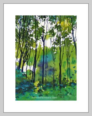 Woods 01-190421-2-minekereinders-watercolor-frame