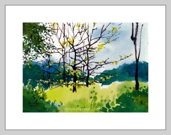 Woods 03-200521-minekereinders-watercolor-2-frame