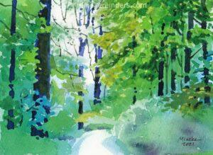 Woods 04-290421-minekereinders-watercolor