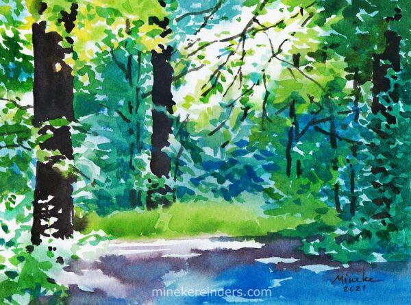 Woods 07-120521-minekereinders-watercolor