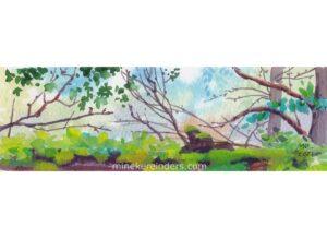 Woods 15 - 090621-minekereinders-watercolor-cr